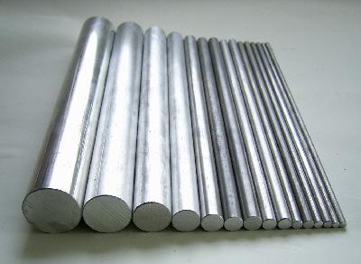 Aluminium Drehqualitaet Rundmaterial