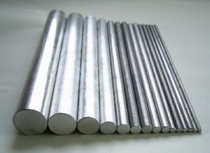 Aluminium 2007 rund  10mm L= 200mm
