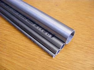 Edelstahl Rohr   6x1.0mm L= 500mm
